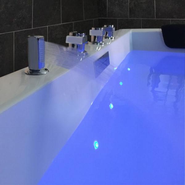 Badewanne Bremerhaven LED-Beleuchtung