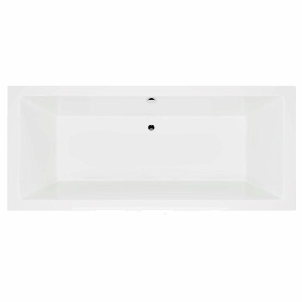 Badewanne Ulm Komplett-Set 170 x 75, 180 x 80. 190 x 90, 200 x 90