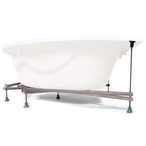 Untergestell für Eckbadewanne