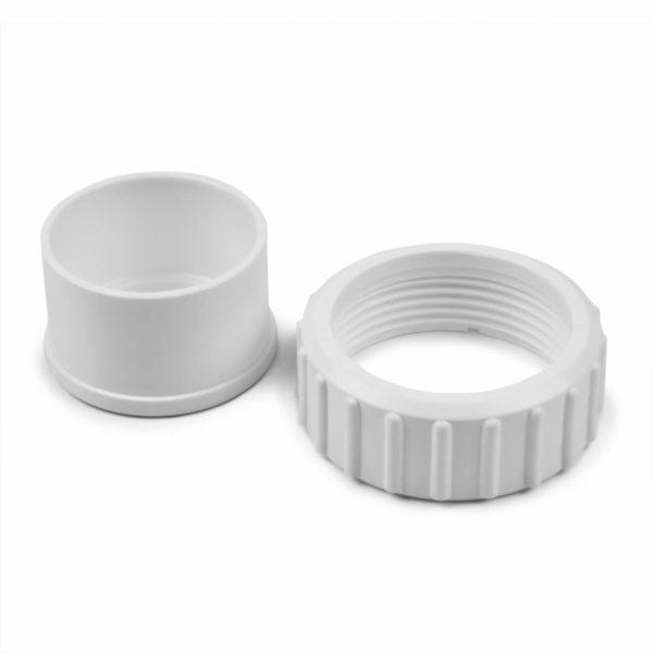 Whirlpool Verschraubung Heizung Anschluss 50mm
